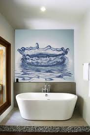Painting Ideas For Small Bathrooms Wall Painting Designs For Bathroom Ideas