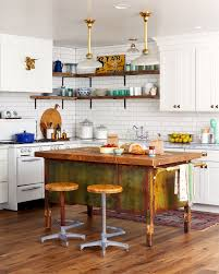 Farm Table Kitchen Island by Finding The Perfect Kitchen Island U2013 At Home With Aptdeco