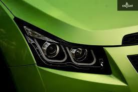 chevy cruze engine light pearl green chevrolet cruze wrap by knight auto customizer