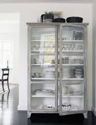 Display Hutch Where Do You Store Your Dishes The Inspired Room