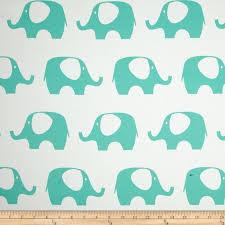 Blackout Drapery Fabric Rca Elephant Blackout Drapery Fabric Jade Discount Designer