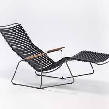 chaise longue ext rieur chaise longue click extérieur design ikonik henrik pedersen houe