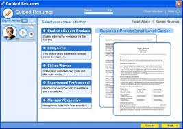 Online Resume Software by Resume Builder Online Resume Builder
