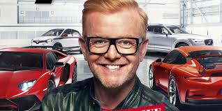 channel 9 top gear auto cars