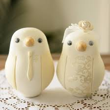 birds wedding cake toppers vintage wedding wedding cake topper 806068 weddbook