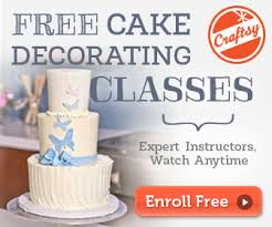 Cake Decorating Classes Craftsy Free Online Classes U2013 Cake Decorating Cake Decorating Mommy