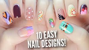 Easy Fall Nail Art Designs Nail Art 43 Fascinating Nail Art Designs Images Design Nail Art
