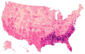 Show Me The Map Of United States by Duck Dynasty U0027 Vs U0027modern Family U0027 50 Maps Of The U S Cultural