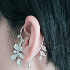 cuff earring unique leaves cuff earrings ear wrap wholesale yiwuproducts