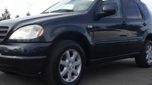1999 mercedes ml 430 1999 mercedes ml430 for sale great condition pano moon
