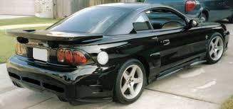 Ford Mustang Black Widow Mikestang9800 1998 Ford Mustang Specs Photos Modification Info