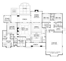 house plans large kitchen beautiful design house plans with kitchen in back of 3 stylish