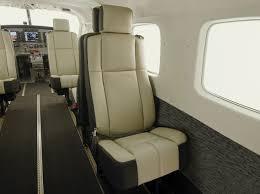 cessna unveils new standard production interiors for caravan