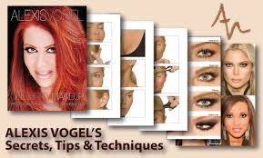 professional makeup books vogel makeup professional secrets techniques