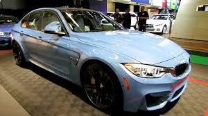 Bmw M3 2015 - 2015 bmw m3 sedan exterior and interior walkaround 2014