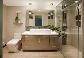 contemporary bathrooms mirror contemporary furniture most image of contemporary bathrooms glass door