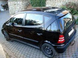 mercedes a class automatic for sale 2003 mercedes a class for sale 1700cc diesel ff