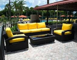 Yellow Patio Chairs Yellow Outdoor Chair Outdoor Chair Collection