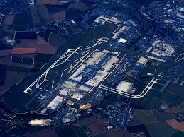 Charles De Gaulle Airport Map Paris Charles De Gaulle Airport
