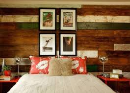 rustic wood wall paneling for vintage interior style all modern