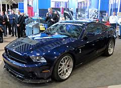 900 horsepower mustang shelby marks 50th anniversary with 950 hp