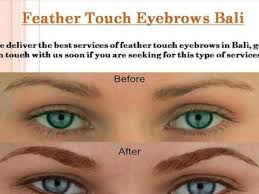Seeking Feather Feather Touch Eyebrows Bali