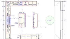 kitchen islands plans impressive kitchen floor plans with island carpet flooring ideas