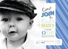 nice 1st birthday invitations for boy 47 in card picture images