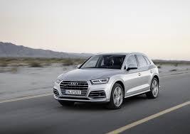 Audi Q5 6 Cylinder - official 2017 audi q5 gtspirit