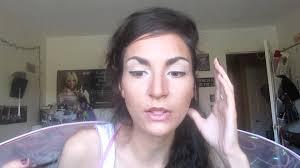 halloween costume makeup tutorial victoria u0027s secret angel youtube