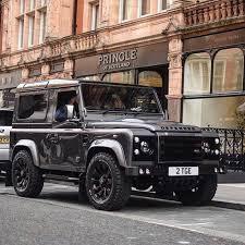 land rover defender 90 lifted urban automotive defender 90 all black toys pinterest
