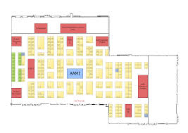 conference floor plan chirpe aami 2017 conference u0026 expo floorplan