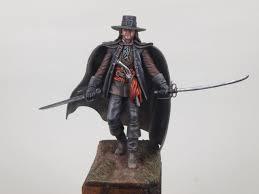 hawk miniatures figure puritan avenger solomon kane