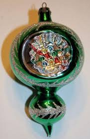 206 best vintage glass ornaments images on