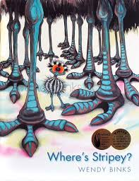 where s where s stripey by wendy binks