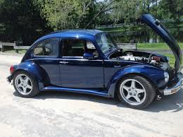 volkswagen beetle race car look again it really is a c4 beetle