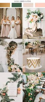 wedding color schemes top 10 gold wedding color ideas for 2017 trends oh best day