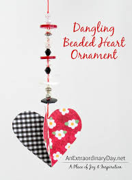 3 d hanging paper hearts tutorial for s day an