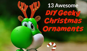 13 awesome diy geeky ornaments that are everything