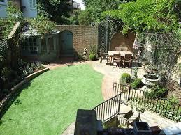 walled garden in hampton london garden designer in london the