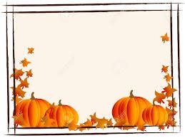 best pumpkin border 1868 clipartion com