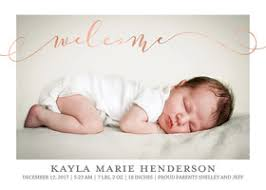 birth announcements birth announcements baby photo announcements mixbook