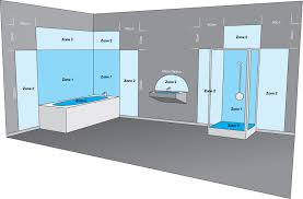 bathroom zones what can go where lighting advice lyco direct