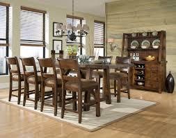 Legacy Dining Room Furniture Legacy Classic Woodland Ridge Rectangular Trestle Pub Table 9440