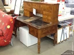 bureau en bois a vendre bureau ancien bois rustique à vendre à la flèche en sarthe