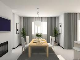 Dining Room Curtain Ideas Sheer Curtain Ideas For Brilliant Modern Design Curtains For