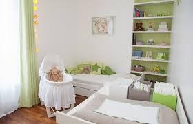 aménager chambre bébé dans chambre parents inspiration déco pour une chambre mixte de bébé