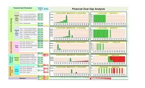 Financial Analysis Excel Template Xlfinplan Excel Based Personal Financial Planning And Wealth