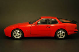 porsche 944 porsche 944 turbo rot 1 18 autoart 77957 selection rs