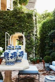 look of the week a dreamy hollywood hills garden by mark d sikes